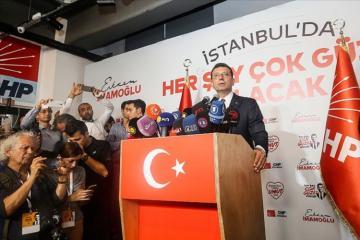 """Əkrəm İmamoğlu Ərdoğana müraciət edib: """"İstanbul üçün Sizinlə birgə işləməyə hazıram"""""""