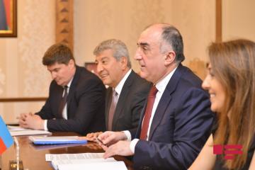 Мамедъяров: Сопредседатели представили министрам новый документ для обсуждения