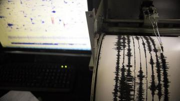 В Риме произошло землетрясение