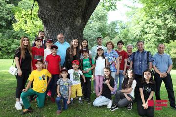 В Москве отметили 10-летие Азербайджанского Молодежного Объединения России  - [color=red]ФОТОСЕССИЯ[/color]