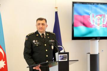 The event dedicated to the Azerbaijan Armed Forces Day held at NATO Headquarters