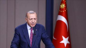 Erdogan: Turkey-US ties based on strategic partnership
