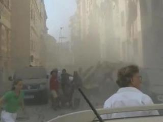 Explosion in Vienna causes partial collapse of two buildings