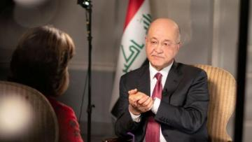 Iraqi President: US not to be allowed to use Iraqi soil against Iran