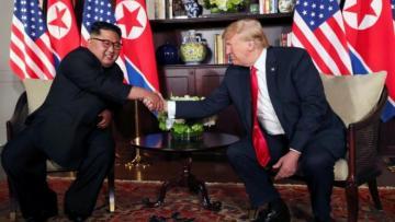 Moon Jae-in: US, North Korea in talks over third summit