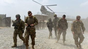 Two U.S. service members killed in Afghanistan