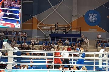 Азербайджанский боксер обеспечил себе медаль Европейских игр