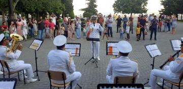 Military orchestras organize performances on occasion of Armed Forces Day