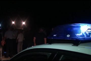 В Астаре автомобиль упал с моста, пострадала семья
