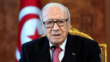 Tunisian president transferred to Military hospital over 'severe health crisis'