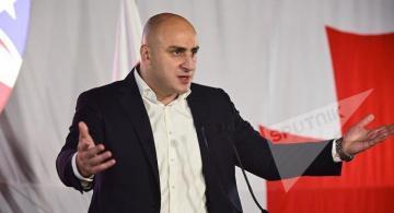 Парламент Грузии выдал разрешение на арест депутата Мелии по делу о митингах в Тбилиси