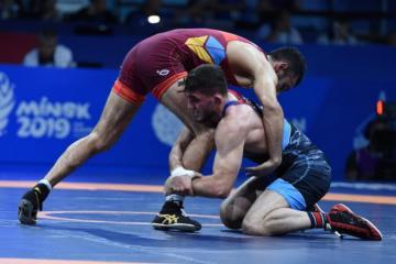 Minsk-2019: Haji Aliyev wins gold