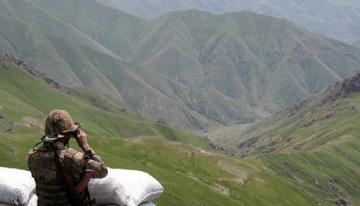 MoD: Comparatively quiet situation observed on the LoC of Armenian-Azerbaijani troops