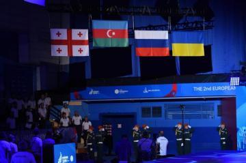Minsk-2019: Azərbaycan yığması iki medalla iki pillə irəliləyib