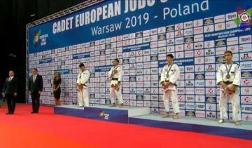 Азербайджанский дзюдоист стал чемпионом Европы