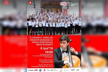 """""""Il Mosaico"""" gənclər orkestri Bakıda konsert təşkil edəcək"""