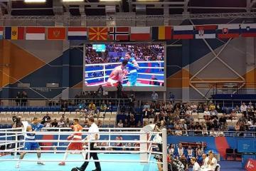 Minsk-2019: Azərbaycan boksçusu Avropa Oyunlarının qalibi olub