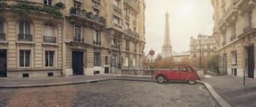 В Париже с 1 июля запретят дизельные автомобили старше 2006 года