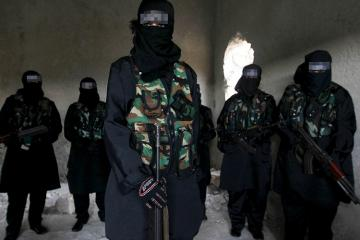 İraq hərbçiləri beş İŞİD terrorçusunu məhv edib