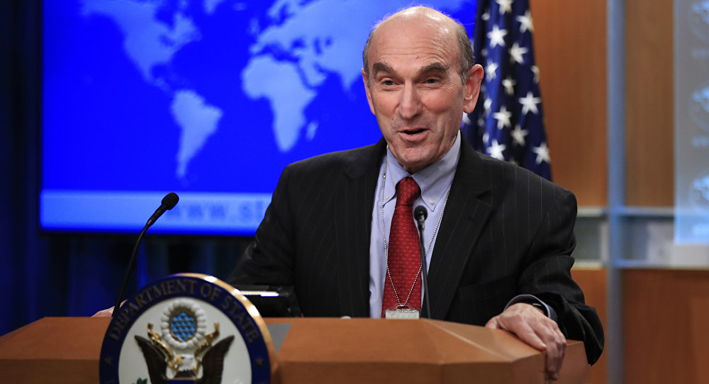 US Not Planning military intervention in Venezuela, yet all options on table - US Special Representative for Venezuela