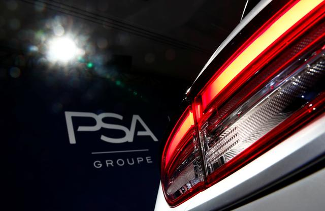 Head of French carmaker PSA says Europe's CO2 cuts will threaten jobs