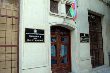 Azərbaycan diaspor təşkilatlarının sayı artıb