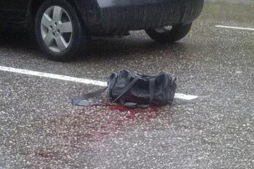 Ər və arvadı vurub qaçan avtomobilin sürücüsü saxlanılıb
