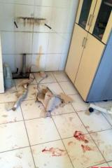 В Азербайджане совершено нападение на станцию скорой медицинской помощи