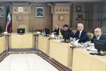 Şahin Mustafayev İranda səfərdədir