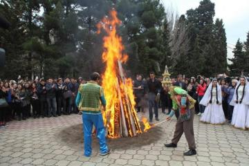 Martın 10-da Novruz festivalı başlayır