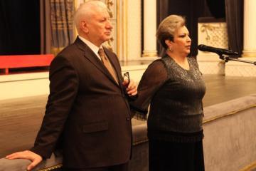 Музыкальный театр направил обращение президенту
