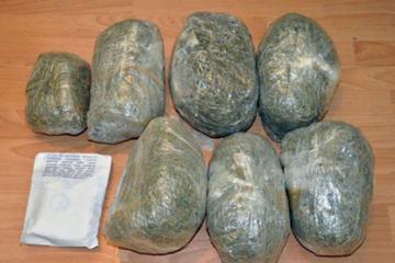 DİN: 15 kq narkotik qanunsuz dövriyyədən çıxarılıb