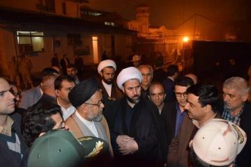 """İranın milli təhlükəsizlik naziri: """"Astara sərhədi ölkənin ən təhlükəsiz sərhədlərindən biridir"""""""