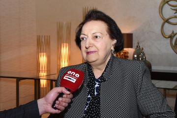 """Elmira Süleymanova: """"Əfvlə bağlı təkliflərimi yalnız bayramdan-bayrama vermirəm"""""""