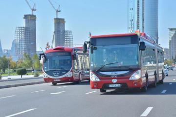 Bakıda avtobus və taksi sürücüləri ilə bağlı yeni tələb qoyulub