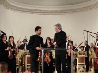 Rauf Abdullayev və Elvin Hoca Qəniyevin konserti keçirilib