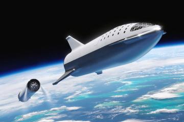 Корабль Илона Маска вернулся на Землю