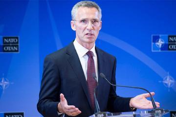 Stoltenberq: NATO Avropada yeni nüvə raketləri yerləşdirməyəcək