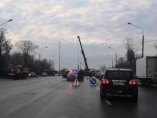 В Москве совершил аварию автомобиль с армянскими номерами, есть погибшие