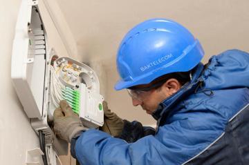 Bakının kabel infrastrukturu xüsusi cihazlarla qorunacaq