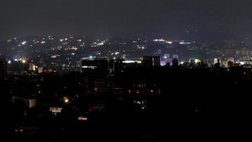Power cuts bring Venezuela to a standstill