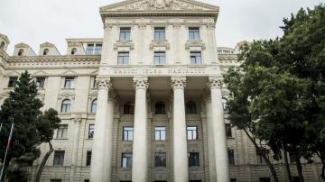 МИД Азербайджана прокомментировал заявление сопредседателей Минской группы ОБСЕ