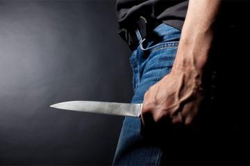 Qaxda 24 yaşlı gənc həmkəndlisi tərəfindən bıçaqlanıb