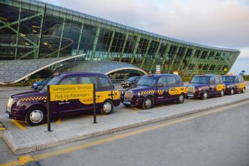 Taxi drivers at Baku airports should wear uniform and know English