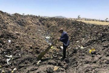 Jetliner crashes in Ethiopia, killing 157 from 35 countries - [color=red]VİDEO[/color] - [color=red]UPDATED[/color]