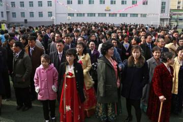 Şimali Koreyada parlament seçkiləri keçirilir