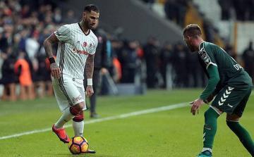"""""""Beşiktaş"""" əlavə olunmuş dəqiqədə qələbə topunu vurub"""