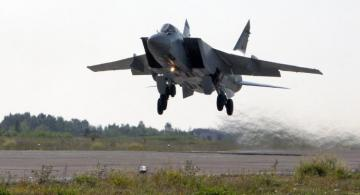 Russia spotted 17 foreign spy jets near borders over past week
