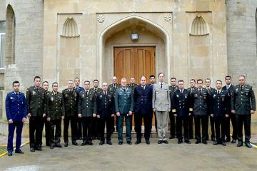 NATO holds training courses in Baku