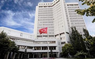 Türkiyə Belçikaya nota verib